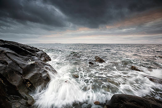 West Coast Shore by Grant Glendinning