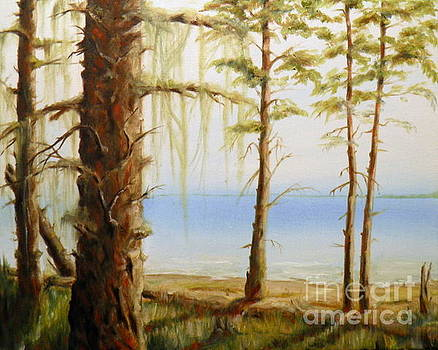 West Coast View by Ida Eriksen