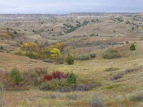 West Dakota September Treasure by Cris Fulton