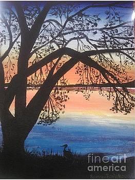 West Haven Sunrise by Romani Berlekov
