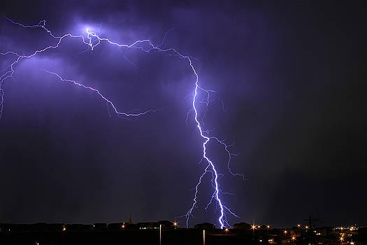 West Jordan Lightning 3 by Paul Marto