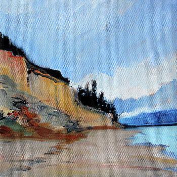 West of Dungeness by Nancy Merkle