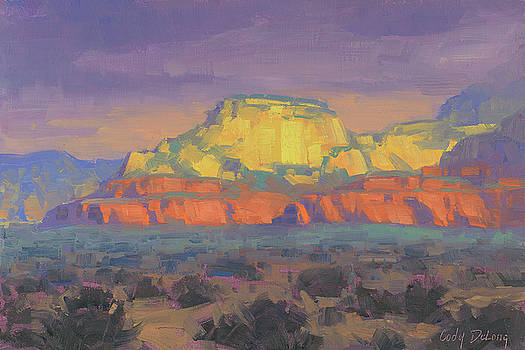 West of Sedona by Cody DeLong