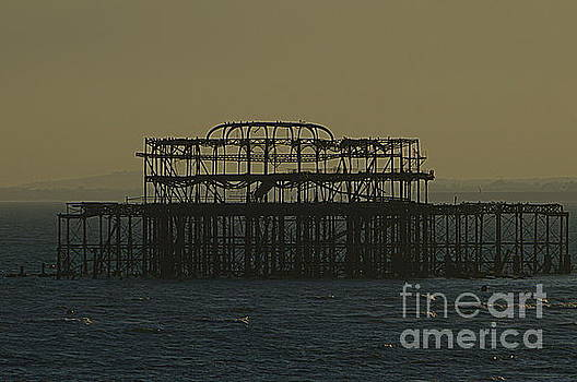 West Pier by Andy Thompson