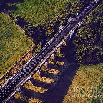 West Sussex Viaduct by Owen Hunte