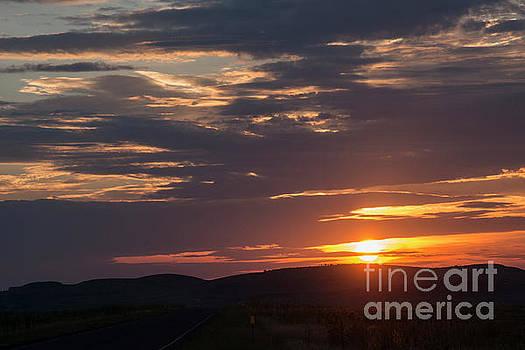 Billy Moore - West Texas Sunrise