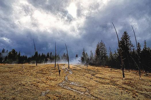 West Thumb Geyser Basin   by Lars Lentz