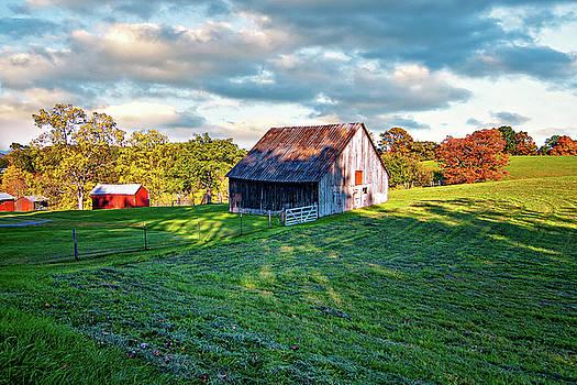 Steve Harrington - West Virginia Barn - 3