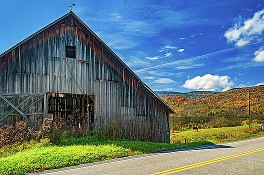 Steve Harrington - West Virginia Barn 4