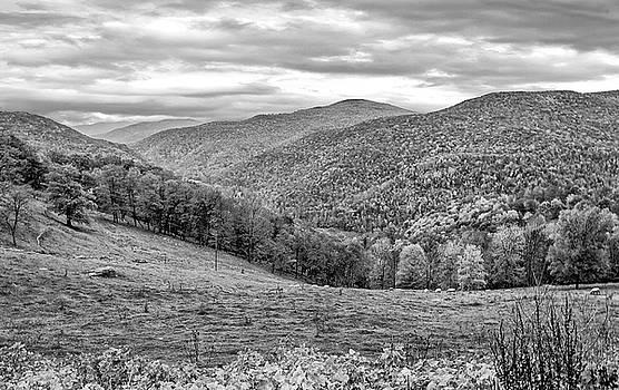 West Virginia High 3 bw by Steve Harrington