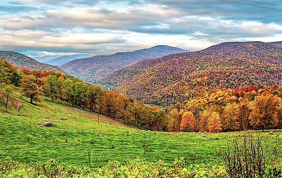 West Virginia High 3 by Steve Harrington