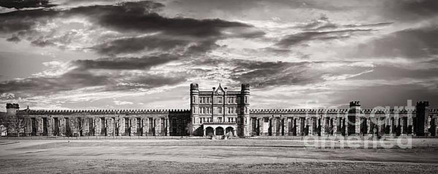 West Virginia Penitentiary Moundsville  by Brian Mollenkopf