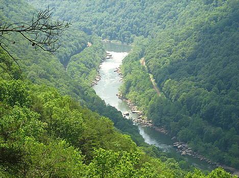 West Virginia by Rosmery Carreno
