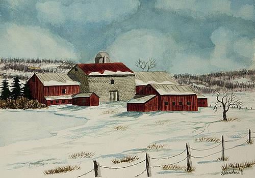 Charlotte Blanchard - West Winfield Farm