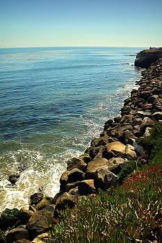 Westcliff Ocean View by Joyce Dickens