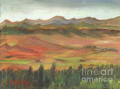 Westcliffe Valley I by Lilibeth Andre