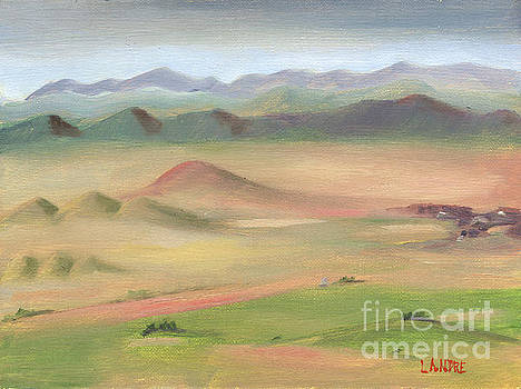 Westcliffe Valley II by Lilibeth Andre
