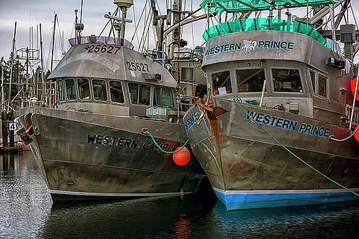 Randy Hall - Western Boats