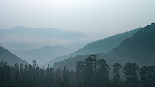 Mahesh Balasubramanian - Western Ghats, Kodaikanal