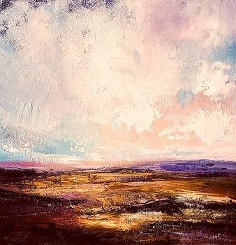 Western Light  by Julia S Powell