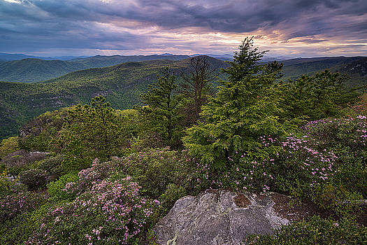 Western North Carolina - Table Rock by Jason Penland