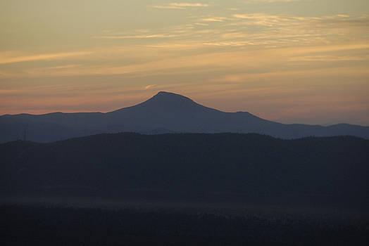 Western Sunset by Jody Lovejoy