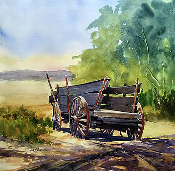 Western Transportation by Tina Bohlman