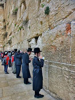Zoriy Fine - Western Wall Jerusalem