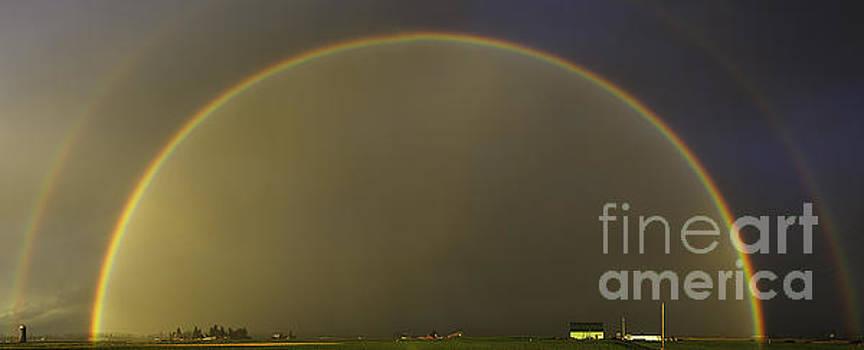 Paul Conrad - Western Washington Rainbow