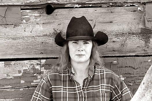 Western Woman by Nick Sokoloff