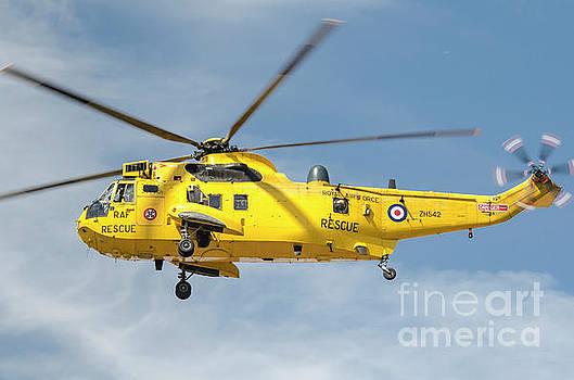 Westland WS-61 Sea King ZH542 by Simon Pocklington