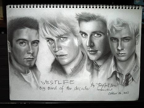 Westlife by Unnamed Soul