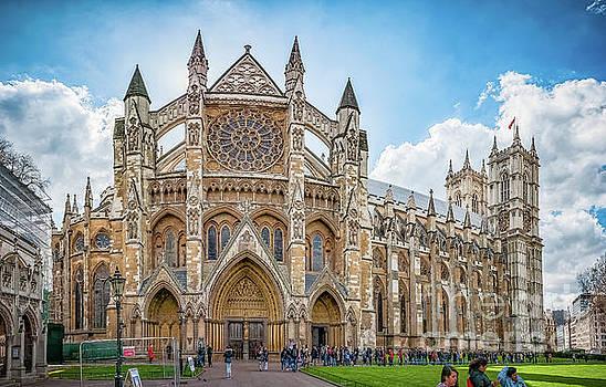 Mariusz Talarek - Westminster Abbey panorama