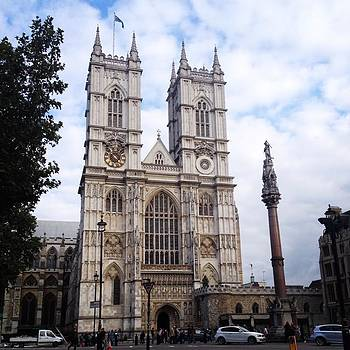 Westminster Abbey by Shauna Hill