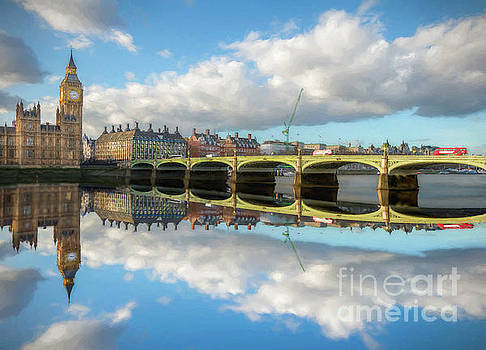 Adrian Evans - Westminster Bridge London