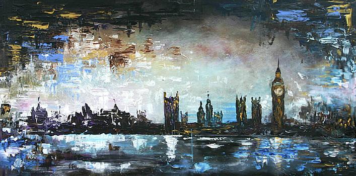 Westminster by Germaine Fine Art