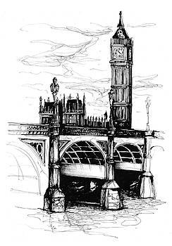 Westminster by Katerina Kopaeva