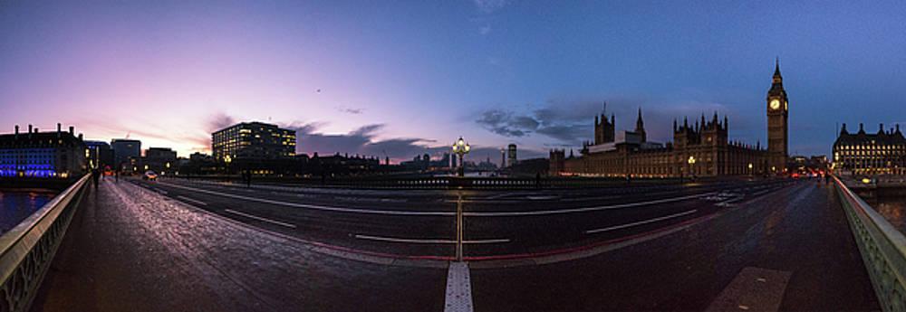 Westminster Sunrise by Matt Malloy