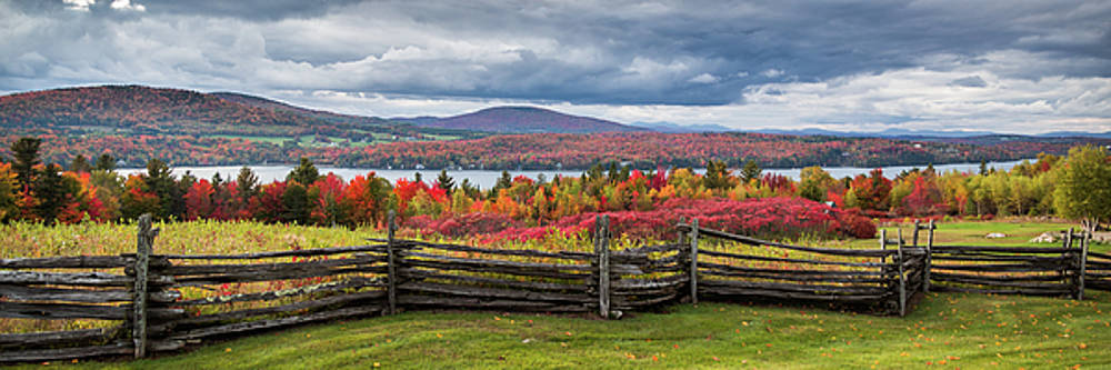 Westmore Overlook by Tim Kirchoff