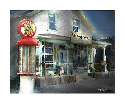 Westover General Store by Bob Salo