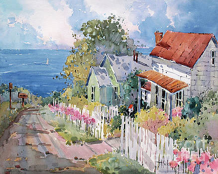 Westport by the Sea by Joyce Hicks