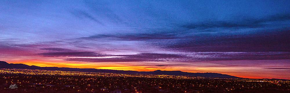 Westside Dawn  by Richard Estrada