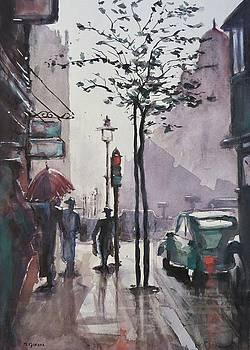 Wet Afternoon by Geni Gorani