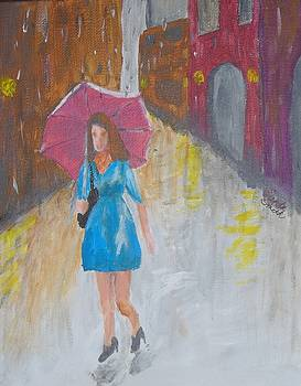 Wet Walk by Brenda L Smith