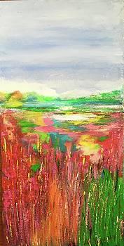 Wetland by Lilliana Didovic