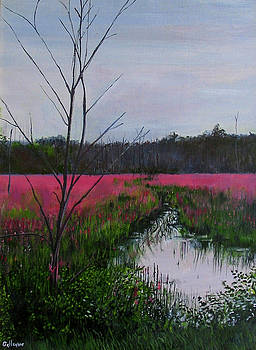 Wetlands I by James Gallagher