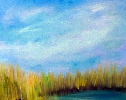 Wetlands Morning by Katy Hawk