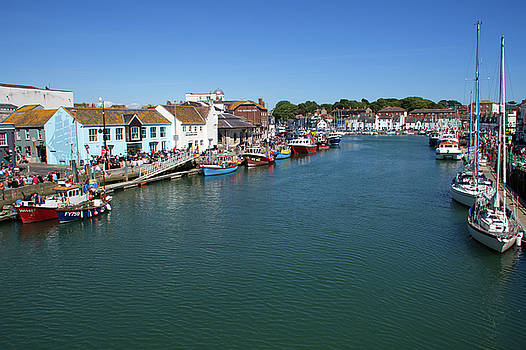 Weymouth Old Harbour by Chris Day
