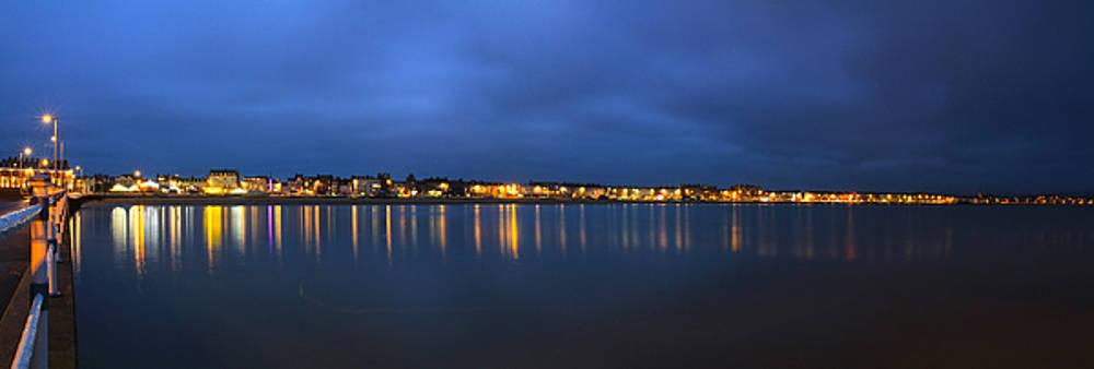 David French - Weymouth Panarama