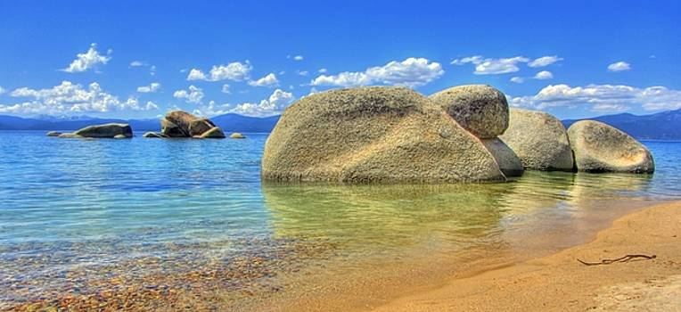 Whale Beach Lake Tahoe by Brad Scott